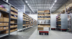 CarryPick is a modular and flexible agv-based storage and order picking system