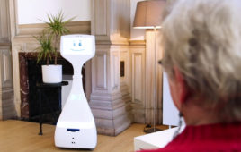 CareClever launches Cutii companion robot for seniors