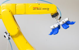 Soft Robotics raises Series B funding with participation from FANUC