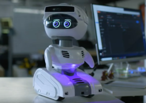Misty as a Concierge now available to robotics developers