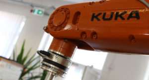 OptoForce applications for KUKA Industrial Robots