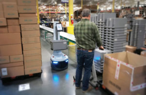 Locus Robotics raises $25 million for warehouse RaaS