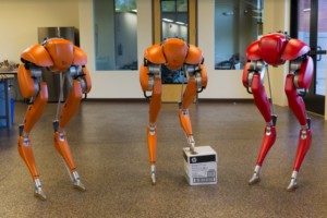 2019: the year of legged robots