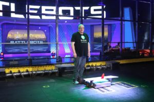 Quick-turn manufacturing readies DUCK! for 'BattleBots'