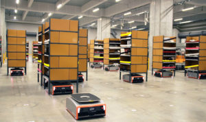GreyOrange raises $140M for warehouse robots