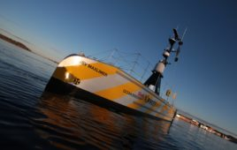 Shell Ocean Discovery XPRIZE announces winners advancing robotic undersea exploration