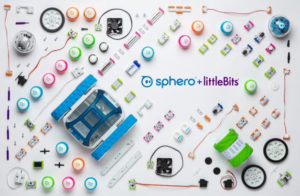 Sphero buys littleBits to take the lead in STEAM education