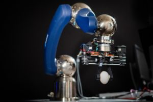 Dynamic gripper developed at University of Buffalo offers versatility