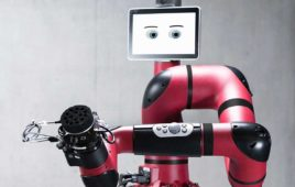 Sawyer Black Edition debuts as Rethink Robotics gets a new CEO