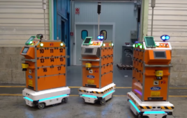 Ford Spain optimizes internal logistics with MiR collaborative mobile robots