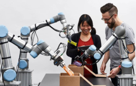 Leveraging AI to maximize collaborative robot efficiency