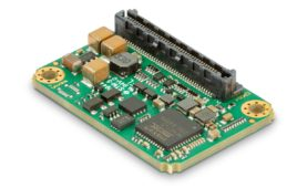 EPOS4 Micro 24/5 CAN from maxon offers miniaturized control