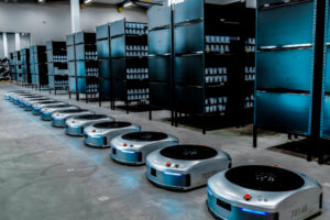 Geek+ closes $200M Series C fundraising round for logistics robots