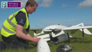 Drone delivery brings insulin to patient in Aran Islands