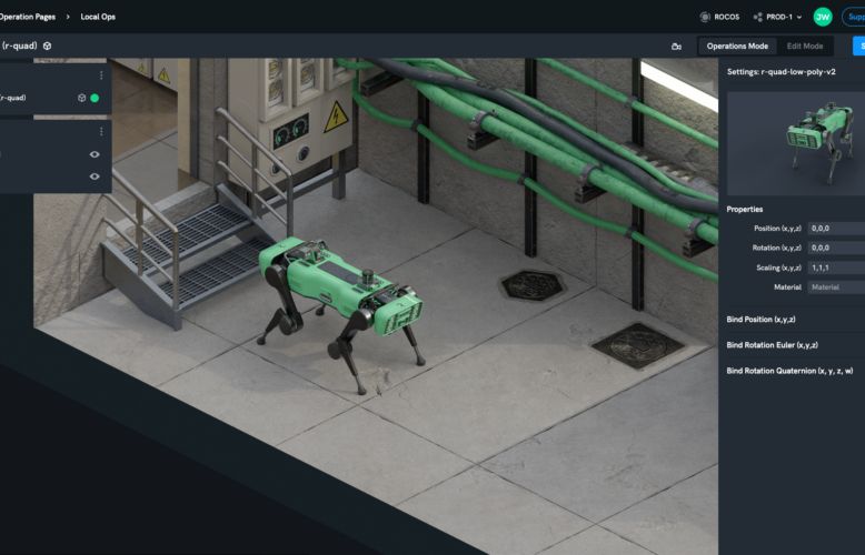 Rocos to add remote management to Boston Dynamics' Spot robot
